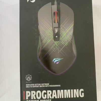 havit ms1019 rgb gaming mouse